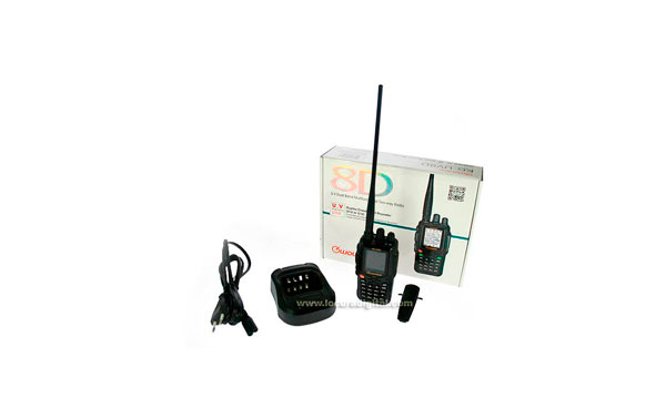 KG UV8D WOUXUN Walkie doble banda VHF/UHF. --- NUEVO VERSION   2014 - 2015 ---