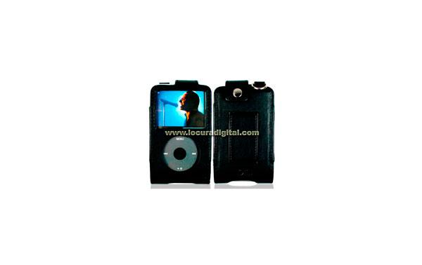 FUNDA IPOD PIEL 5G CLASSIC
