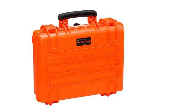 4412OE Maleta Explorer color naranja sin espuma Int. L445 x A345 xP125