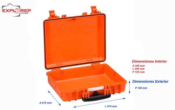 Explorer Cases 4412 B Explorer 4412 Case with Foam for Cameras or Similar Electronic Gear Black