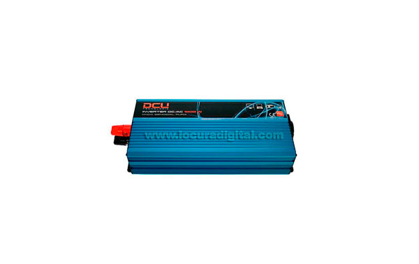 PSI400012 DCU Inversor 12 volts DC a 220 volt AC,4.000 wats. Onda Senoidal Pura