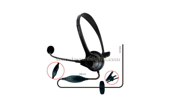 Nauzer HEL770-Y2. High quality headset with PTT and VOX system. For YAESU VERTEX handhelds