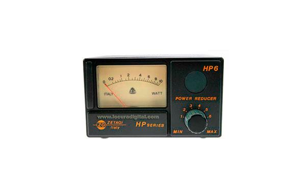 HP6  ZETAGI reductor de potencia
