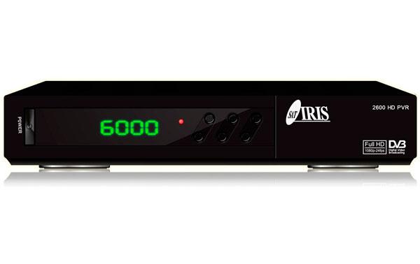 IRIS2600HD