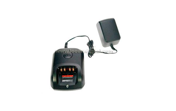 WPLN4234 Cargador unitario IMPRES para walkies DP-3400 / DP-3401 / DP-3600 / DP-3601