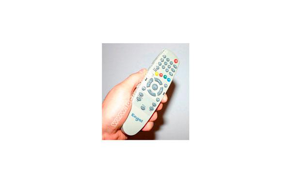 RC5300M ENGEL - AXIL mando original  distancia COMBO ENGEL TDT5300 y AXIL 730