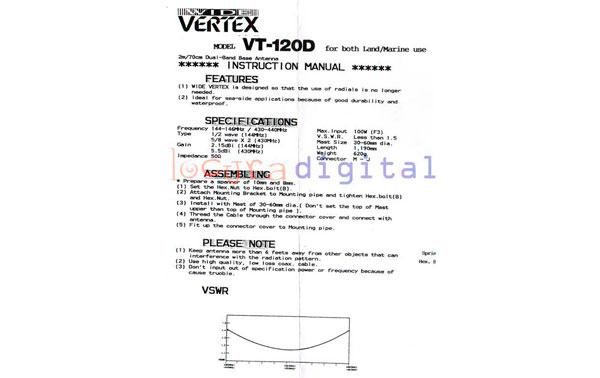 VT120D