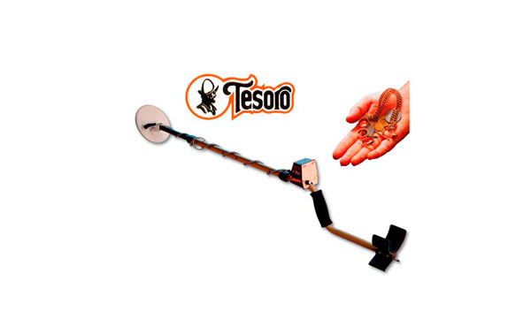 COMPADRE COMPADRE TESORO Metal Detector model  Powerful and simple