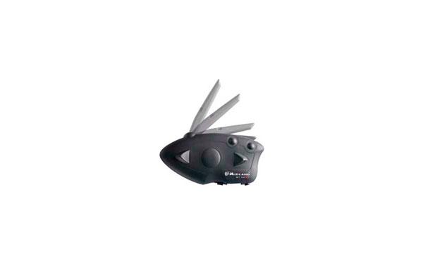 BTNEXTSINGLE ALAN/MIDLAND Manos liber - intercomunicador de moto