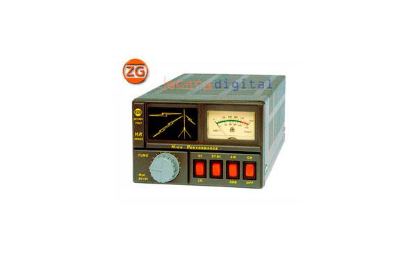 ZETAGI BV 131 AMPLIFICADOR 26-30 Mhz RED 100W EL509 x 1