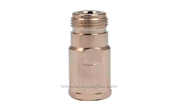 CON2244 CONNECTOR N FEMALE AERIAL FOR RG-213, PTFE