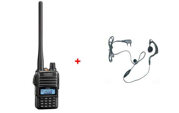 YAESU FT4VE WALKIE TALKIE VHF 144- 146 Mhz power 5 W