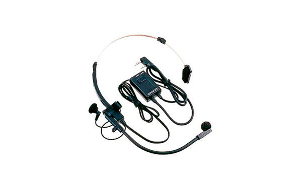 HMC-3.  Micro-auricular original KENWOOD tipo diadema con VOX-PTT valido para TH-F7E, TH-K2E, TH-K2ET, TH-K4E,  UBZ-LJ8 BE, TH-D72, TK3301.