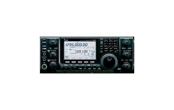 ICOM IC-9100 TRANSCEPTOR HF/VHF/UHF