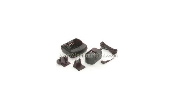 MOTOROLA IXPN4019AR Cargador de 1 unidades para baterias RLN6305A,  RLN6351A o  baterias con el walkie puesto en  CP110 , XNTi, XTNiD