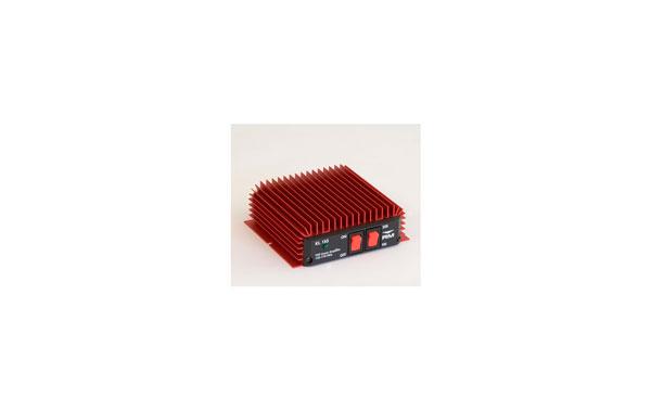 KL 155. RM APLIFICADOR DE VHF  100 WATIOS 12 V. FRECUENCIAS 150-170 MHZ