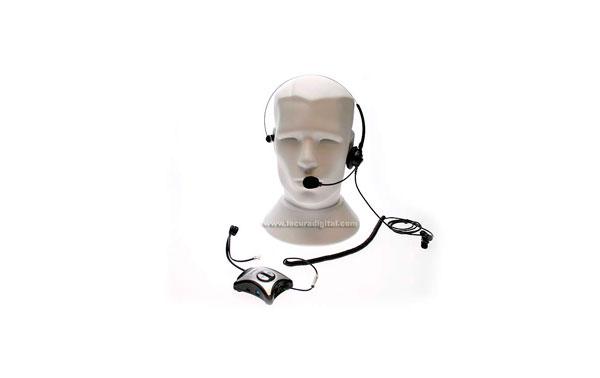 MK11 Conmutador + casco MK11 Tipo diadema