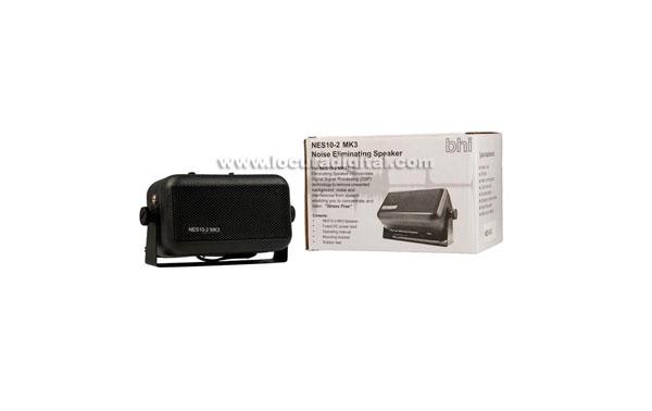 NES102MK3 BHI NES-10-2 MK3 Altavoz con filtro DSP eliminador de ruido