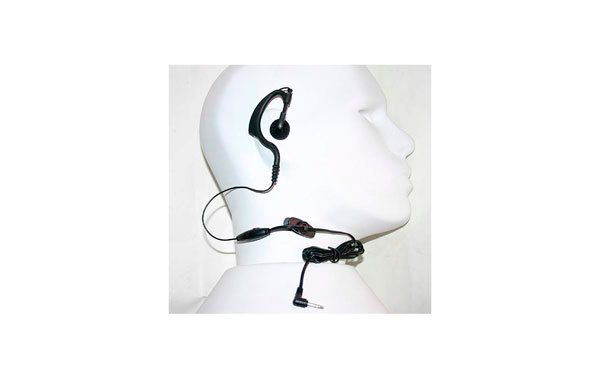 PIN19R3R NAUZER Micro-Auricular PTT walkie LUTHOR TL-44, Baofeng UV-3R