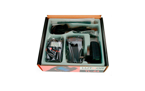 LUTHOR TL-44 Dual Band HANDHELD VHF / UHF 144-146/430-440 Mhz!   Small Format!