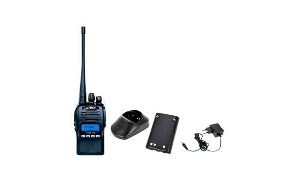 LUTHOR TL-632 Walkie 250 CANALES  PROFESIONAL UHF- 410- 470 mhZ. Proteccion  IP-67  - - Disponibilidad Marzo 2013 -