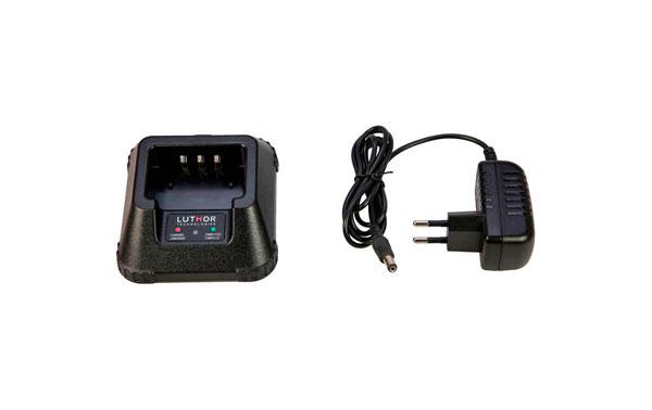 TLC-350 Cazuela  para realizar la carga de la bateria TLB-450 del walkie  TL-50  + transformador TLC-350/1