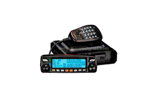YAESU FTM-100-DE MOVIL DOBLE BANDA UHF 430 mHz  / VHF 144 mHz ANALOGICO Y DIGITAL