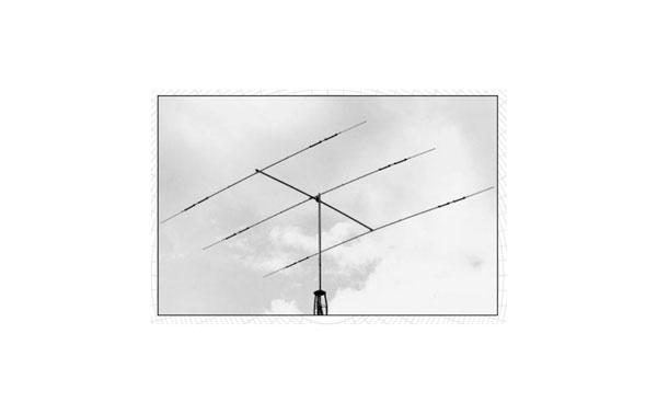 Cushcraft A3S Antena directiva 3 elementos 10 / 15 / 20 m.