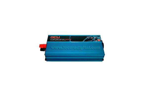 PSI100024 DCU Inversor 24 volts DC a 220 volt AC,1.000 wats. Onda Senoidal Pura