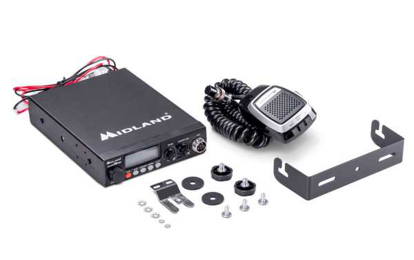 Midland 78 PRO Emisora 78 PRO MULTI CB 27 Mhz canales 40 AM/FM.