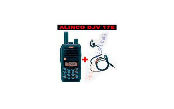 ALINCO DJV17