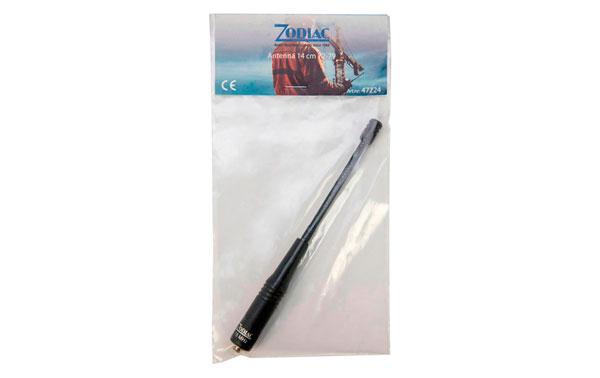 Z47224 ZODIAC Antena corta 72-79 Mhz. Walkies PROLINE+, TEAM PRO+, SAFE, E-TECH IRIS