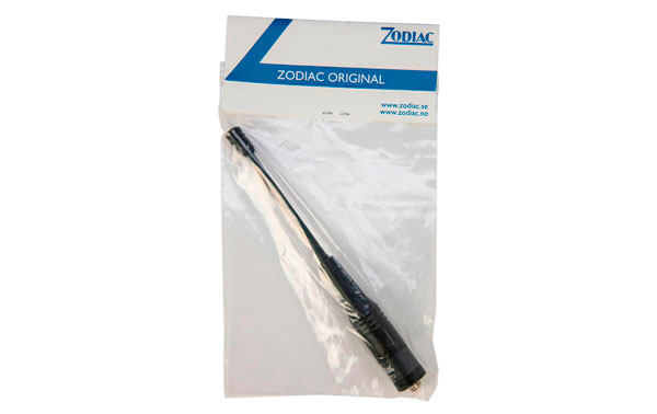 Z47225 ZODIAC Antena corta 80-86 Mhz. Walkies PROLINE+, TEAM PRO+, SAFE, E-TECH IRIS