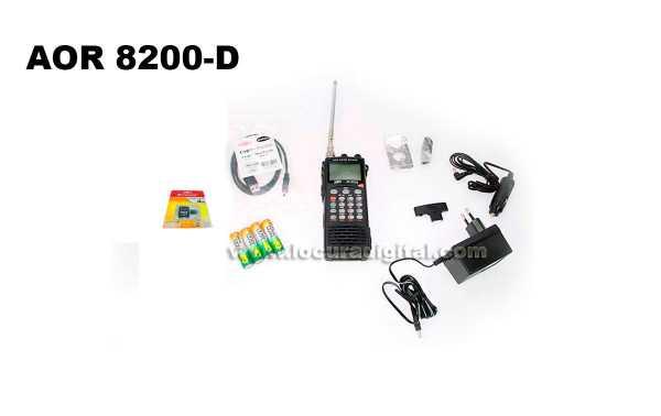 AOR 8200-D