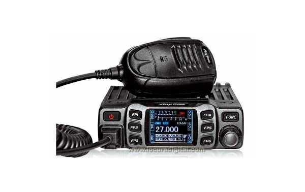 ANYTONE APOLLO II Emisora CB 27 Mhz
