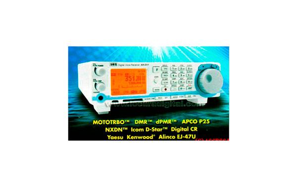 AOR AR-DV1 SDR Digital Voice Receiver 100 kHz - 1300 MHz