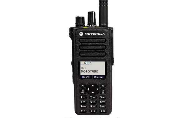 MOTOROLA DP-4800 VHF136-174 Mhz. analogico y Digital. 1000 canales