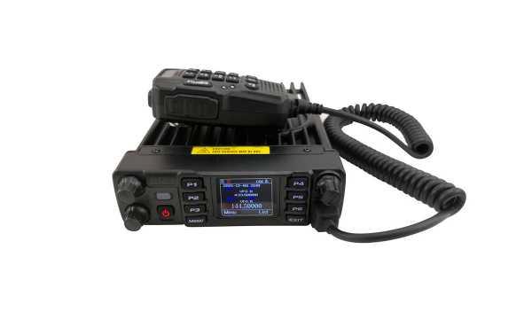 ANYTONE ATD578UV PLUS Emisora Analogica y Digital DMR, 144/430 Mhz