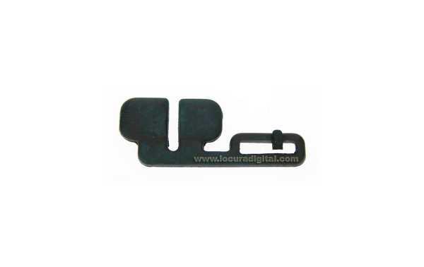 B09033514 KENWOOD recambio original tapa conexión lateral accesorios TH-22