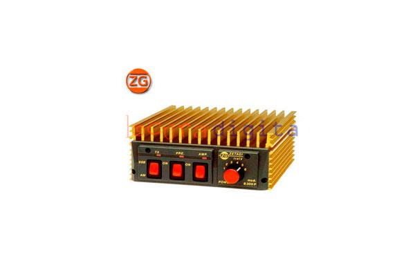 ZETAGI B550P HF linear amplifier
