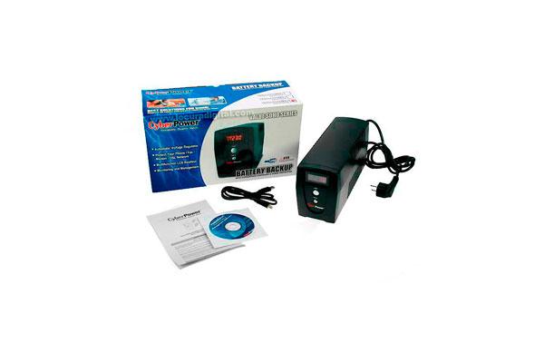 MIRMIDON VA600IT   SAI / UPS  Sistema Inteligente de alimentacion  Ininterrumpida 600VA /360W
