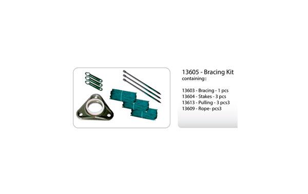 13605 Bracing kit especial para sujetar mastil de carbono MODULAR MAST ULTRALIGHT