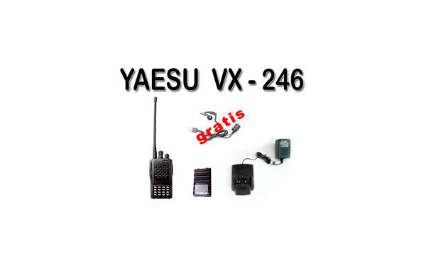 YAESU VX 246
