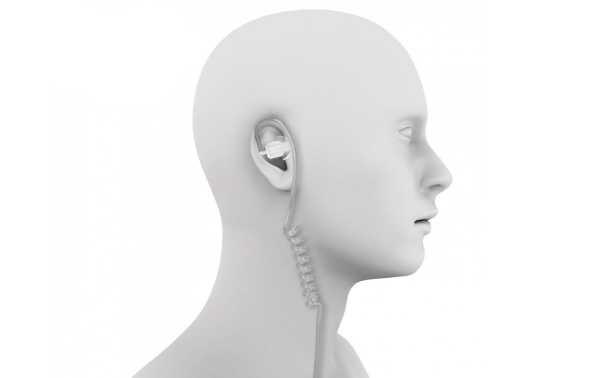 PIN39TPH900 Micro-Auricular Tubular AIRBUS TPH-900 TETRAPOL