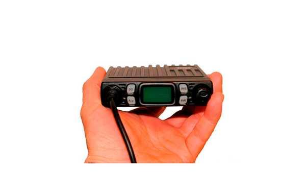 TEAM CB-3208 Emisora CB mini