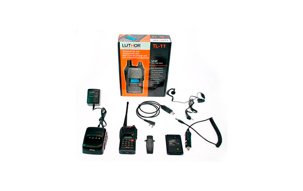 WALKIE TALKIES LUTHOR TL11 KIT3