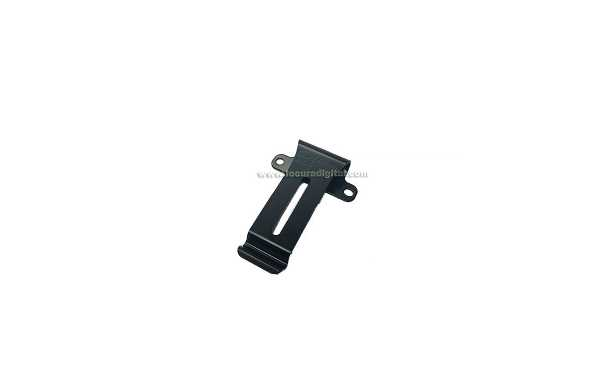 CLIPTHF7. Cinto para walkie-talkie Kenwood THF 7 Screwless
