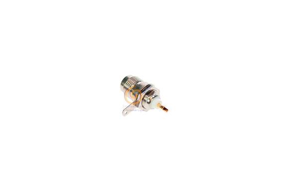 CON1252 Adaptador TNC hembra chasis