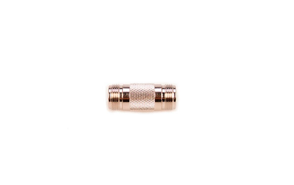 CON1442A Double N Adapter Female - Female