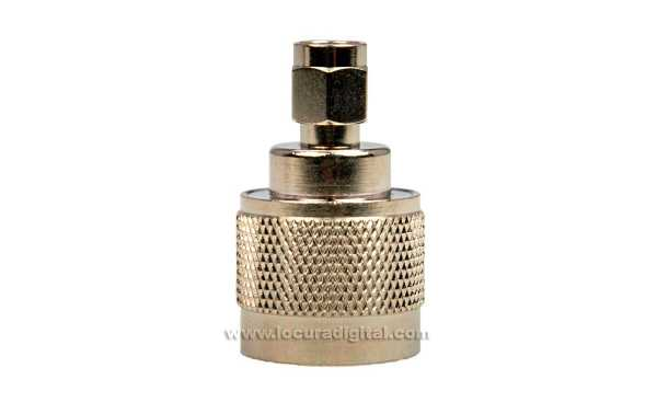 CON1794 Adapter SMA Male to N Male connector
